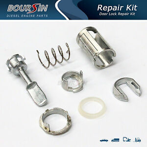 Door Lock Cylinder Barrel Repair Kit For VW Golf MK4 Bora - Front Left & Right