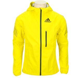 Adidas Adizero Rain Jacke Herren Funktionsjacke Outdoorjacke Regenjacke Shell