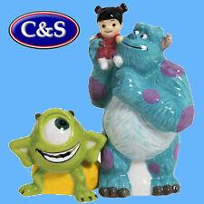 Disney Monsters Inc Gang- Magnetic Salt & Pepper Shakers (23606)