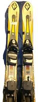 """K2 Escape Pro R Skis 124cm 48"""" with SP 70 adjustable youth ski Bindings 12MM Sid"""