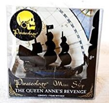 Pirateology Mini Ship- The Queen Anne's Revenge