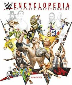 WWE Encyclopedia of Sports Entertainment New Edition by DK Book The Cheap Fast
