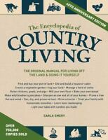 The Encyclopedia of Country Living 40th Anniversary Edition (1570618402)