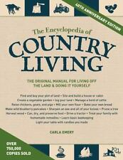The Encyclopedia of Country Living : The Original Manual of Living off the Land