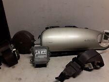 01 02 Chrysler PT Cruiser airbag set wheel - belt module OEM silver gray