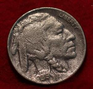 1919-S San Francisco Mint  Buffalo Nickel