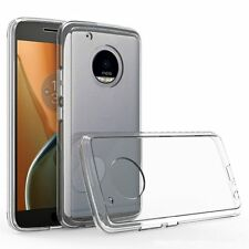 Motorola Moto G5 Plus Case Slim Thin Clear Tpu Silicon Soft Back Cover