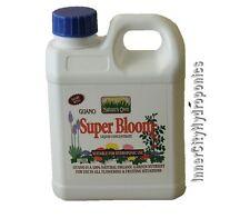 Guano Super Bloom Liquid Concentrate 1 Litre - Organic bloom Hydroponic Nutrient