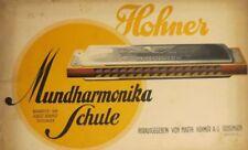 Diatonische Mundharmonika Schule.