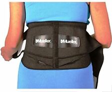 Mueller Adjustable Lumbar Back Support Spinal Column Brace