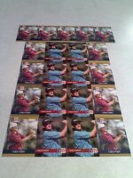 *****Chris Perry*****  Lot of 35 cards.....4 DIFFERENT / Golf