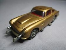 TA460 CORGI TOYS JAMES BOND ASTON MARTIN DB5 007 Ref 261 1/43 BEL ETAT D'ORIGINE