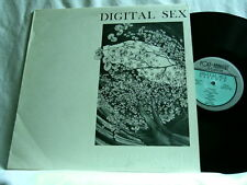DIGITAL SEX Essence Dereck Higgins Steve Sheehan John Tingle vinyl LP Tom Ware