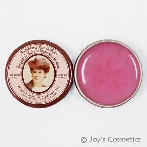 """1 Rosebud Brambleberry Rose Lèvre Baume Boite 0.8 OZ """" RB - Blb """" Joy's"""