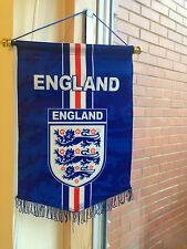 HOT 2014 Brazil World Cup Football Banners England Flag