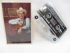 Cassette Tape - D.L. MENARD  Cujun Memories  6125-4