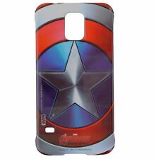 Samsung Mobile Cover Case for Galaxy S5- Captain America