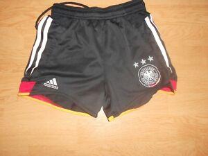 ***Adidas DFB Deutscher Fußball Bund- Hose- Fußball- Sporthose- Gr. 140 ***