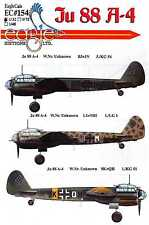 EagleCals Decals 1/32 German JUNKERS Ju-88A-4 WWII Bomber