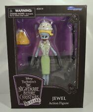 Jewel Dr Finkelestein Girl Diamond Select 25 Figure Nightmare Before Christmas