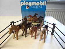 "Playmobil Klicky Set 3270 ""Pferdekoppel""  gebraucht"