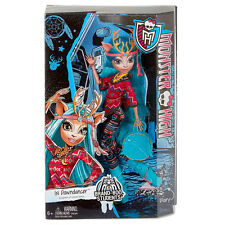 Monster High ISI dawndancer Marca-Boo estudiantes Moda Muñeca de juguete