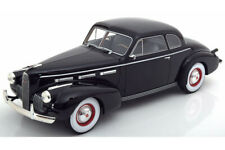 LASALLE SERIES 50 COUPE 1940 BLACK 1:18 BOS314