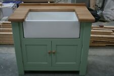 Freestanding Small Sink Unit