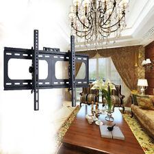 37-70 in Large Size Flat Screen TV Fixed Wall Mount Bracket Heavy Duty TV Hanger