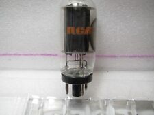 RCA 6AX5   6X5  NOS  US MADE RECTIFIER TUBE STRONGER SUB FOR 6X5