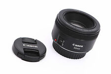 Canon EF STM 50mm f1.8 Fast Prime Lens for EOS Film or Digital SLR Cameras