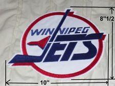HOCKEY JERSEY jacket patch crest logo emblem winnipeg jets
