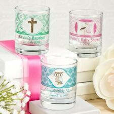 40 Personalized Shot Glasses Wedding Bridal Shower Party Favors