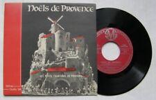 LES PETITS CHANTEURS DE PROVENCE (EP 45T)  NOELS DE PROVENCE