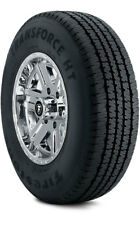 2 New LT 225/75R16 Firestone Transforce HT Tires 75 16 R16 2257516 E 10 Ply