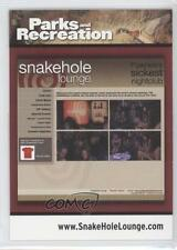 2013 Press Pass Parks and Recreation Seasons 1-4 #81 wwwSnakeHoleLodgecom 2a1