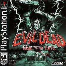 Evil Dead: Hail to the King, (PS1)