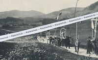 Wackersberg bei Tölz - Prozession - um 1935 - selten  J 2-17