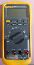 Fluke Industrial Electrician Combo Kit 87v True Rms Multimeter With Temperature