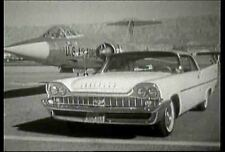 DVD CLASSIC: 1958 CHRYSLER ROAD TEST WITH TOM McCAHILL
