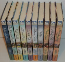 10 BOOKS FROM THE MYSTERIES OF SILVER PEAK SERIES BY CAROLE JEFFERSON GUIDEPOSTS