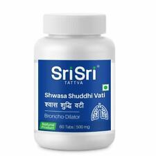 Sri Sri Tattva Herbal Ayurveda Deva Vati 500Mg Tablet - 60 Count, Daily Detox