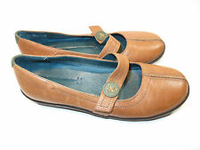 Hush Puppies Leather Mary Jane's Women's Size 7 EUC
