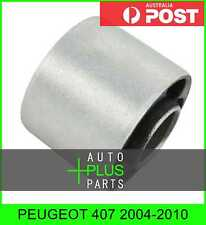Fits PEUGEOT 407 2004-2010 - Rubber Bush Front Lower Arm