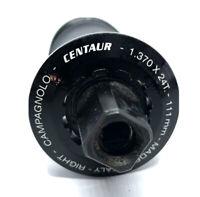 """Campagnolo Centaur Bottom Bracket 111mm Spindle 1.37"""" x 24 English Thread"""