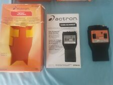 Actron CP9015 OBD1 Engine Trouble Code Reader & Book ECC-IV FORD LINCOLN MERCURY
