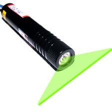 532nm 10mW Green Line Laser Module/<1.5mm Line Width/3D Scan/Bright Laser Line