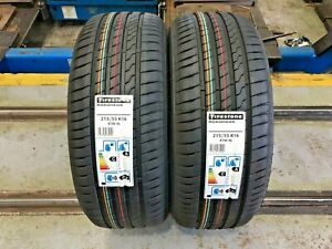 X2 215 55 16 215/55R16 97W XL FIRESTONE TYRES WITH AMAZING C,A RATINGS
