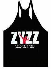 2020  Zyzz gym tank men singlet muscle stringer top shirt bodybuilding tops vest