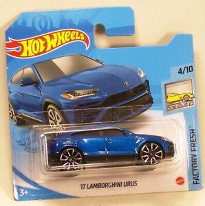 Hot Wheels 2021 #64 GRY29  Factory Fresh - '17 Lamborghini Urus